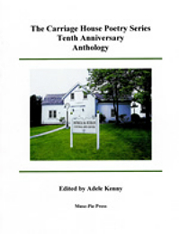 The Carriage House Poetry Anthology